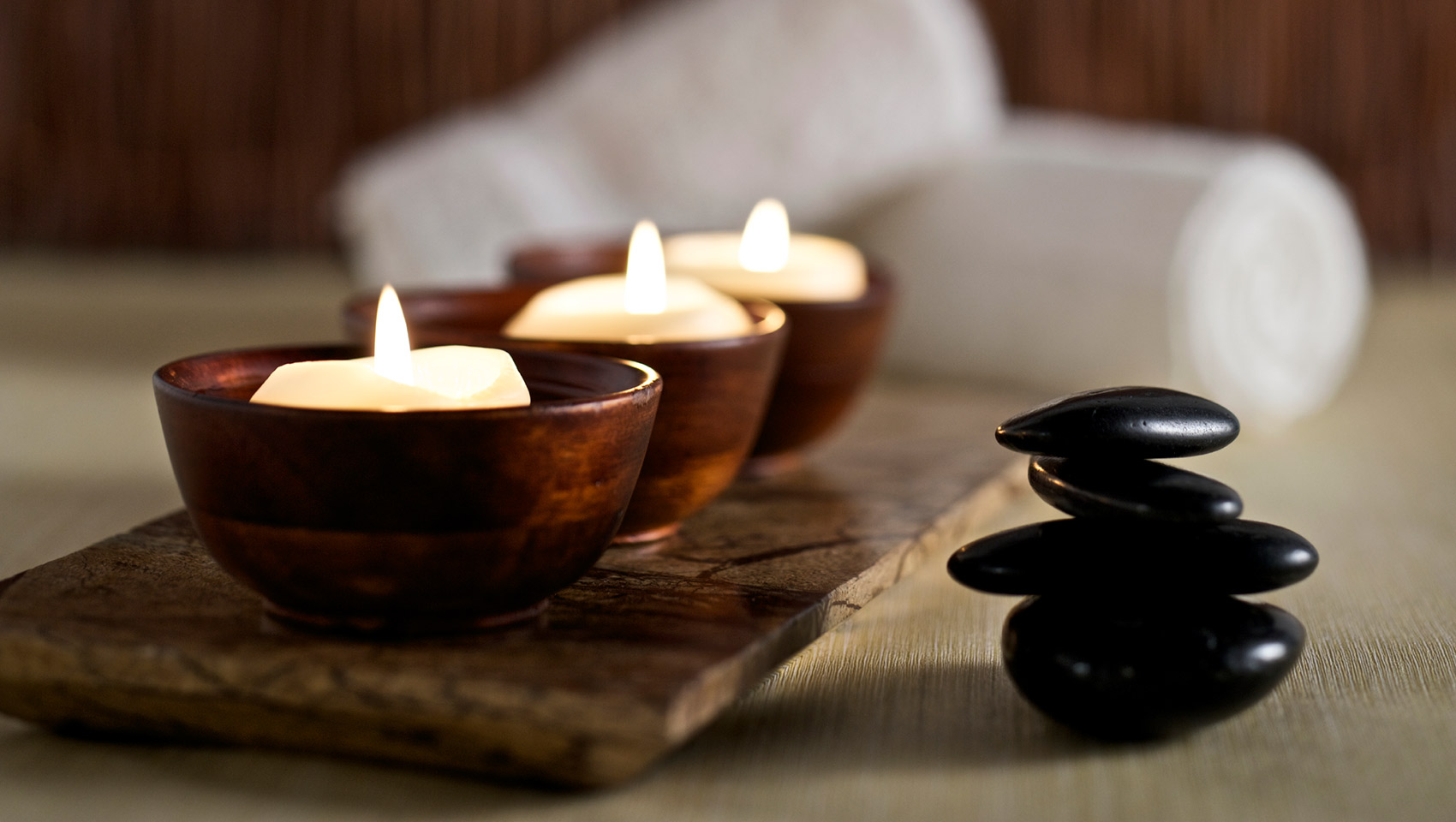 In Room Spa Candles
