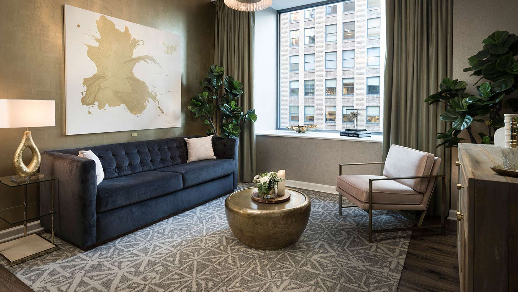 A Suite Treat Hotel Suites In Chicago
