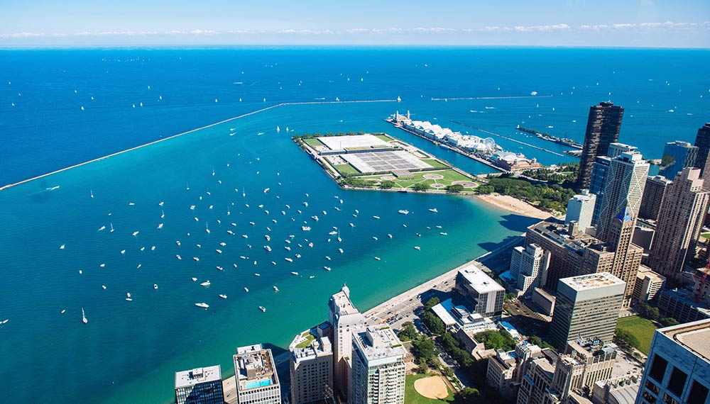 What Hotels Are Near Navy Pier In Chicago
